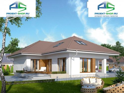 Типовой проект жилого дома 1-63