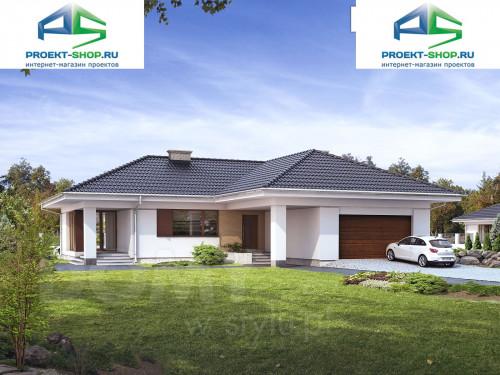 Типовой проект жилого дома 1-64