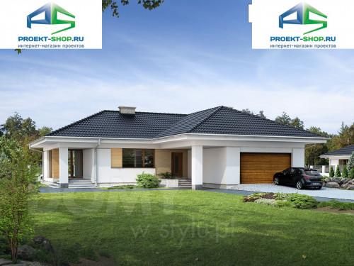 Проект дома 1-65