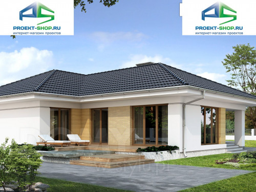 Типовой проект жилого дома 1-65