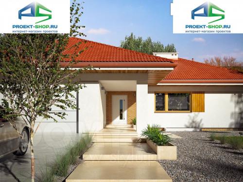 Типовой проект жилого дома 1-66