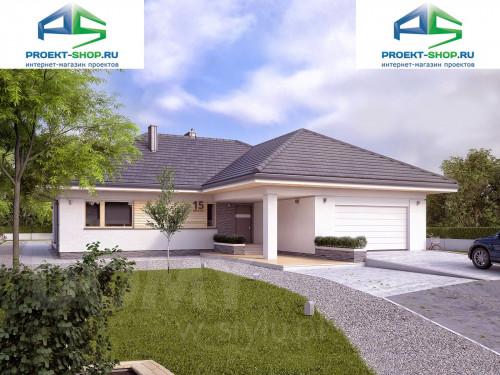 Проект дома 1-67