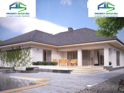 Типовой проект жилого дома 1-67