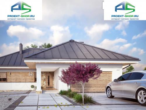 Типовой проект жилого дома 1-69