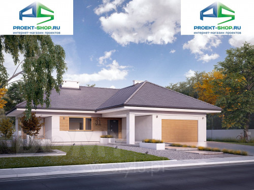 Проект дома 1-70