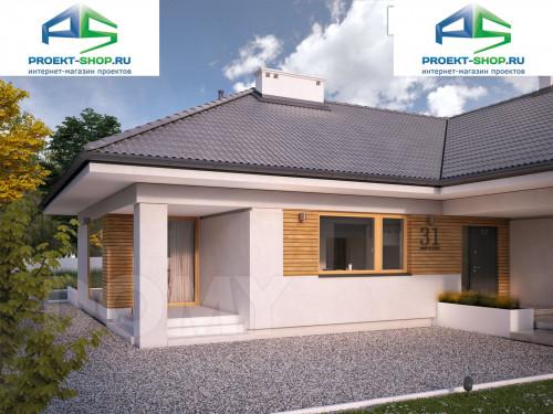 Типовой проект жилого дома 1-70