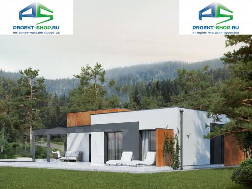 Типовой проект жилого дома 1-76