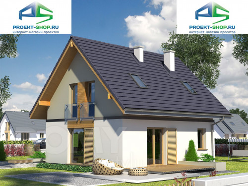 Типовой проект жилого дома 1-77