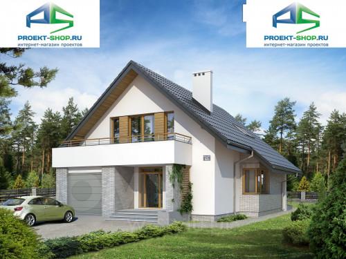 Проект дома 1-78
