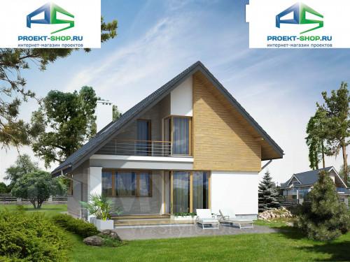Типовой проект жилого дома 1-78