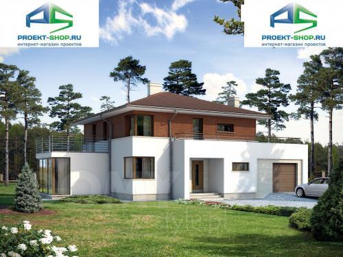 Проект дома 1-80