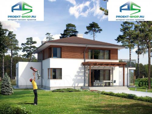 Типовой проект жилого дома 1-80