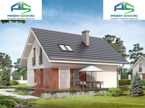 Типовой проект жилого дома 1-81