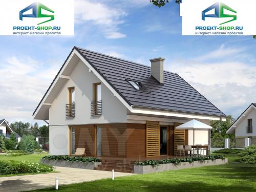 Типовой проект жилого дома 1-82