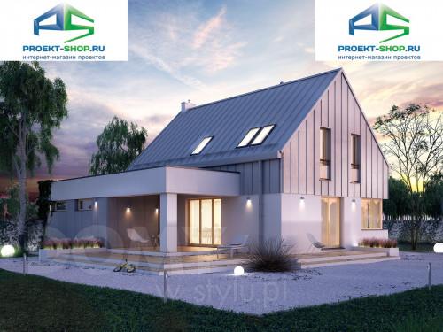 Типовой проект жилого дома 1-86