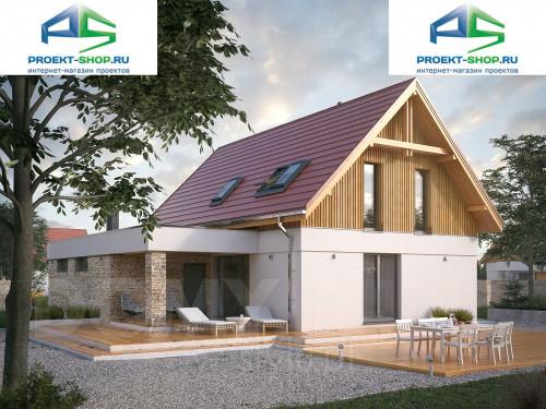 Типовой проект жилого дома 1-87