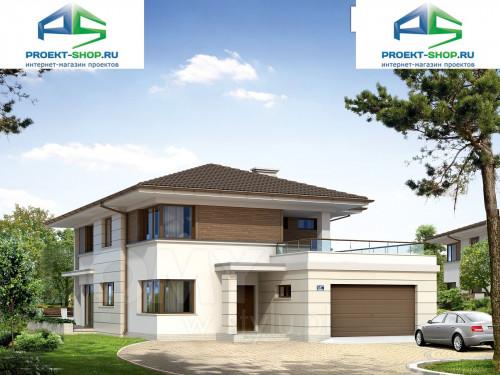 Проект дома 1-89