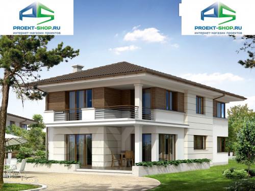 Типовой проект жилого дома 1-89