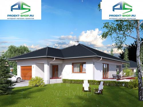 Проект дома 1-97