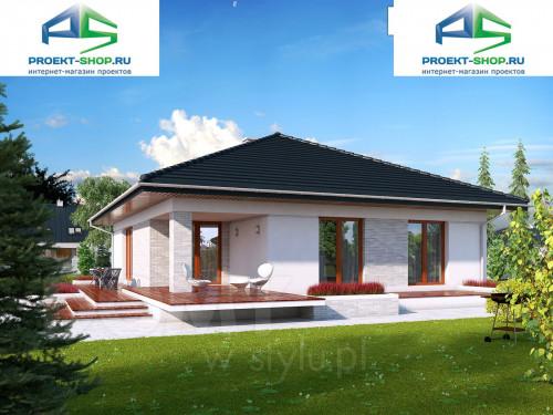 Типовой проект жилого дома 1-97