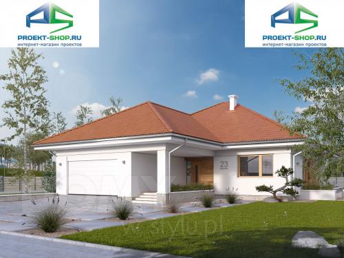 Типовой проект жилого дома 1-100