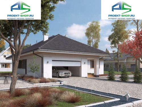 Проект дома 1-101