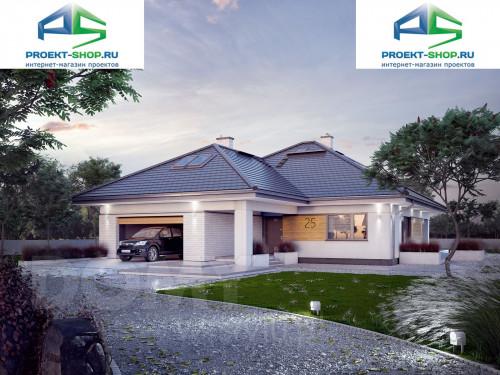 Проект дома 1-102