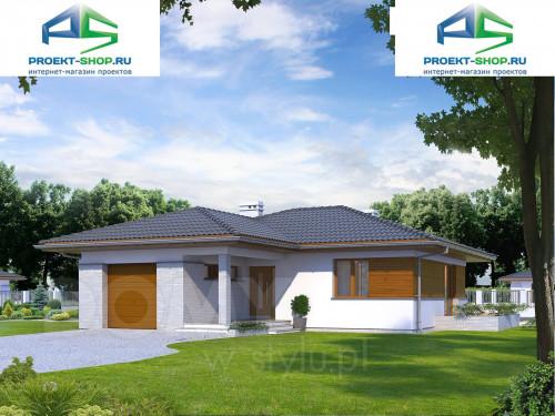 Типовой проект жилого дома 1-103