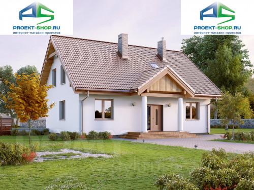 Типовой проект жилого дома 1-104