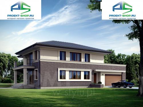 Проект дома 1-108