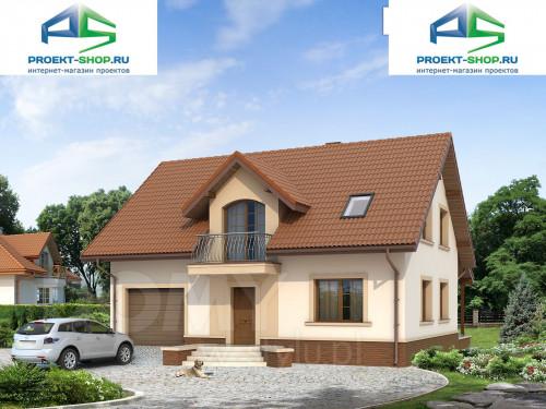 Типовой проект жилого дома 1-110