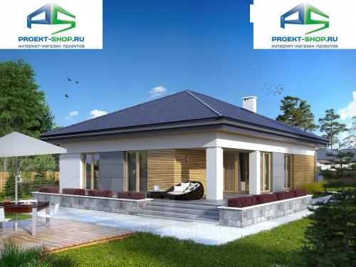 Типовой проект жилого дома 1-117