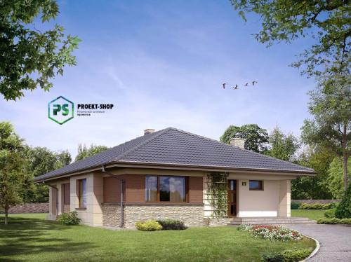 Типовой проект жилого дома 1-118