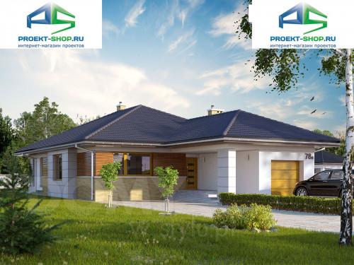 Типовой проект жилого дома 1-119