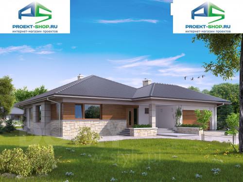 Проект дома 1-120