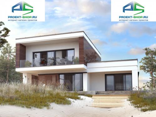 Проект дома 1-122