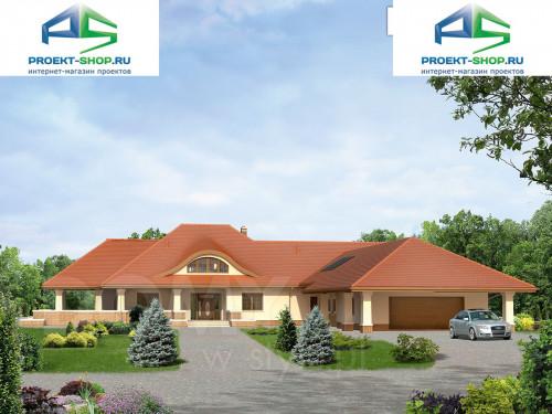 Проект дома 1-124