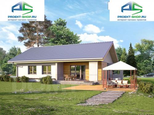 Типовой проект жилого дома 1-125