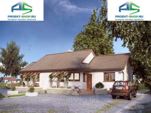 Проект дома 1-127
