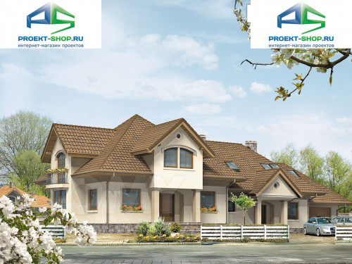 Проект дома 1-129