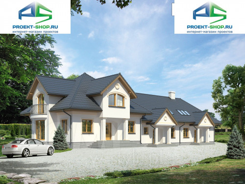 Проект дома 1-130
