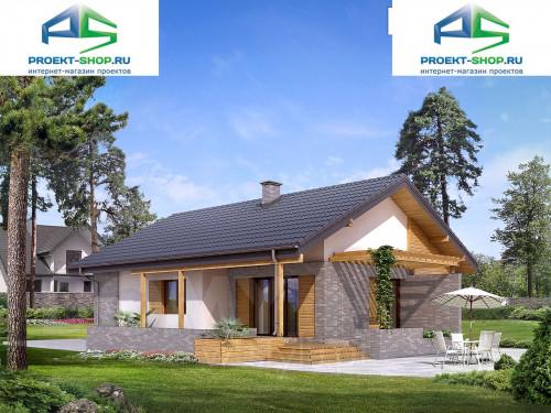 Типовой проект жилого дома 1-131