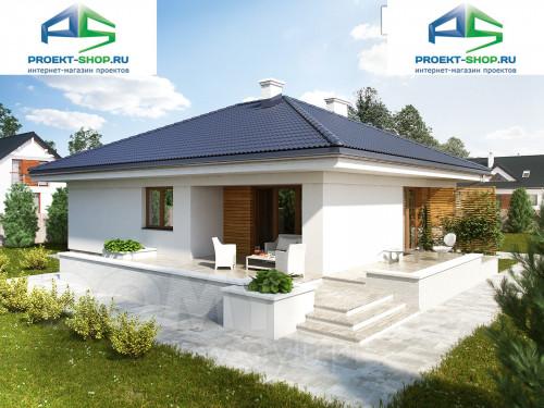 Типовой проект жилого дома 1-132