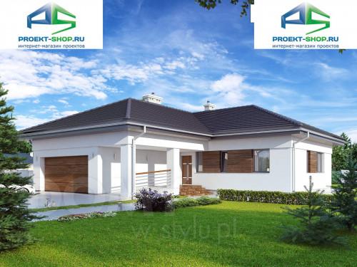 Проект дома 1-133