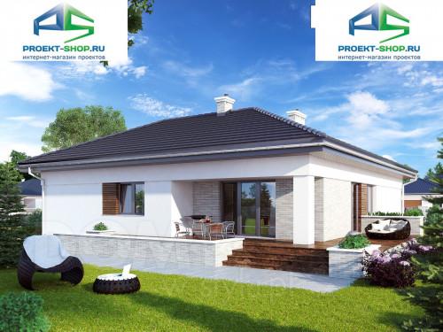 Типовой проект жилого дома 1-133