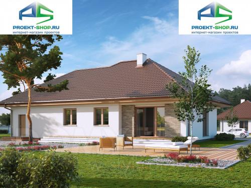 Типовой проект жилого дома 1-136