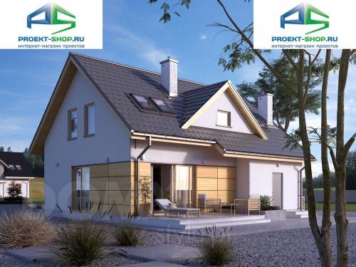 Типовой проект жилого дома 1-137