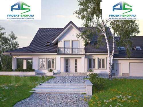 Типовой проект жилого дома 1-138