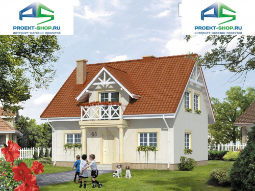 Типовой проект жилого дома 1-139