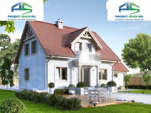 Типовой проект жилого дома 1-142